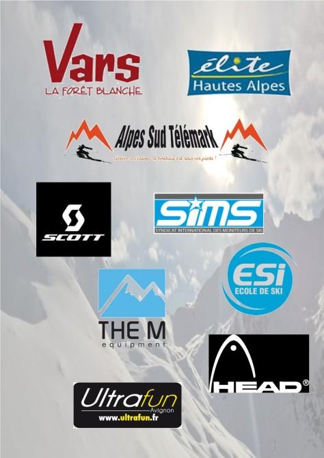 Page logos partenaires